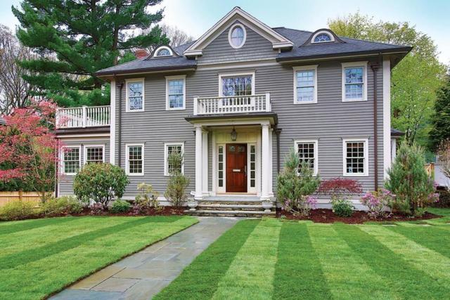 43 Carlton Rd, Newton, MA 02468 (MLS #72491505) :: Welchman Real Estate Group | Keller Williams Luxury International Division