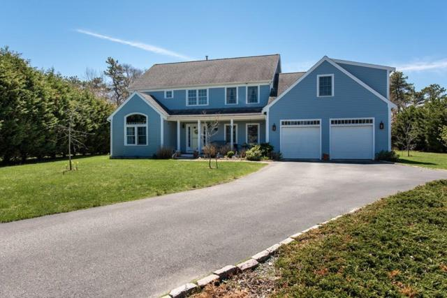 34 Old Carriage Dr, Harwich, MA 02645 (MLS #72491599) :: Apple Country Team of Keller Williams Realty