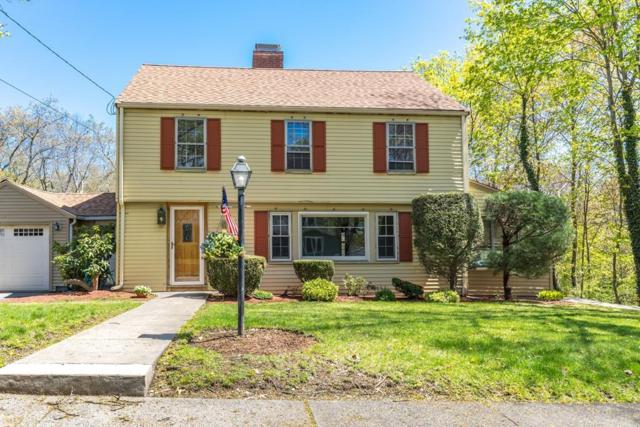 10 Cumberland Rd, Newton, MA 02465 (MLS #72491626) :: Apple Country Team of Keller Williams Realty