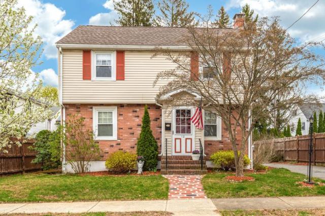 12 Benmor St, Medford, MA 02155 (MLS #72491922) :: Welchman Real Estate Group | Keller Williams Luxury International Division