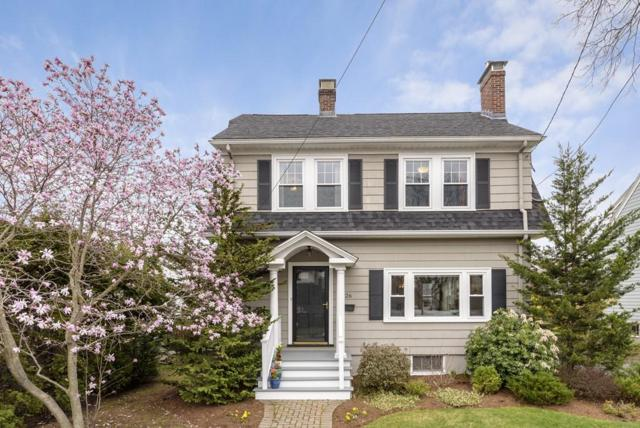 126 Parmenter Rd, Newton, MA 02465 (MLS #72491931) :: Apple Country Team of Keller Williams Realty
