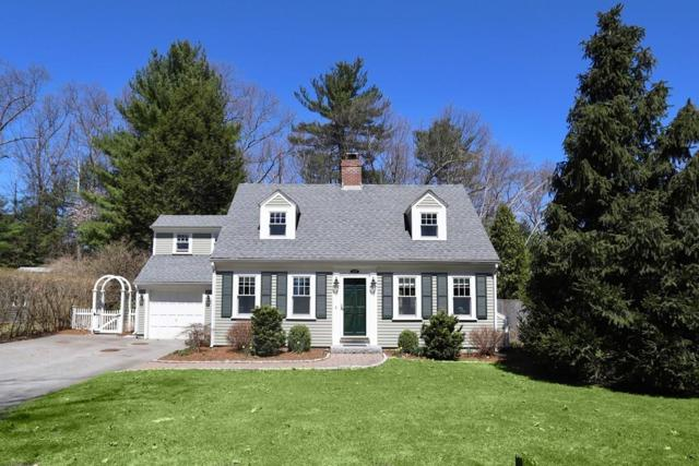 118 Old Marlboro Road, Concord, MA 01742 (MLS #72491966) :: Apple Country Team of Keller Williams Realty