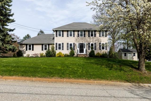42 Wesley St, North Andover, MA 01845 (MLS #72492215) :: Apple Country Team of Keller Williams Realty