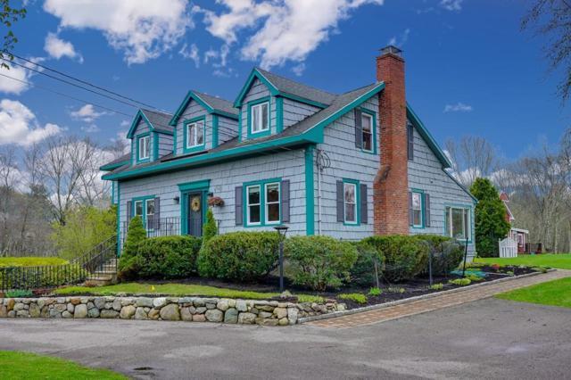 42 Everett Street, Sherborn, MA 01770 (MLS #72492324) :: Apple Country Team of Keller Williams Realty