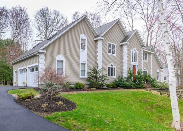 1 Spencer Ct, Andover, MA 01810 (MLS #72492568) :: Apple Country Team of Keller Williams Realty