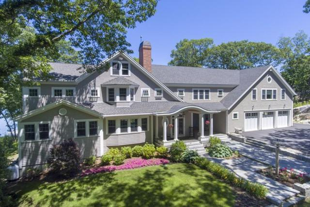 46 Gammons Rd, Cohasset, MA 02025 (MLS #72492584) :: Apple Country Team of Keller Williams Realty