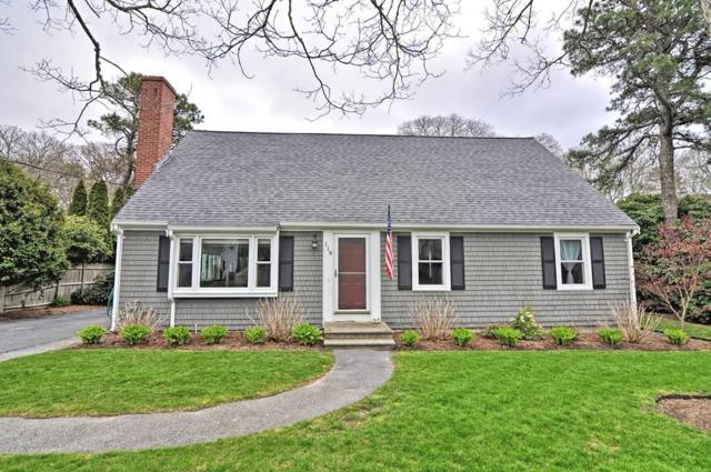 118 Wagon Lane, Barnstable, MA 02601 (MLS #72493302) :: Primary National Residential Brokerage
