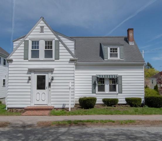 43 Lydon Street, Norwood, MA 02062 (MLS #72493607) :: Westcott Properties