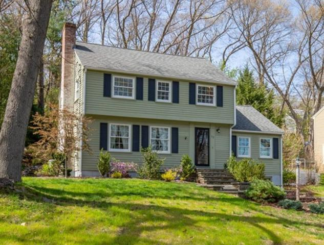 52 Fox Meadow Ln, Dedham, MA 02026 (MLS #72493876) :: Charlesgate Realty Group