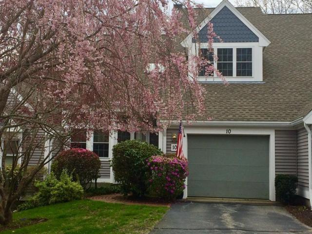 10 Hidden Bay Dr #10, Dartmouth, MA 02748 (MLS #72494259) :: The Russell Realty Group