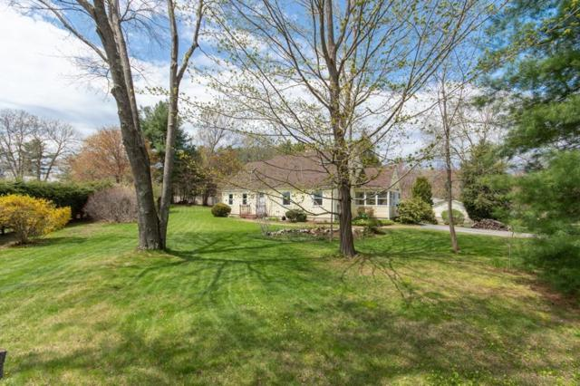 4 Buttonwood Rd., Amesbury, MA 01913 (MLS #72494300) :: Apple Country Team of Keller Williams Realty