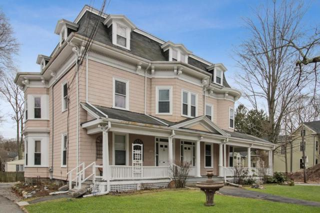 350 Cabot St #350, Newton, MA 02460 (MLS #72494473) :: Trust Realty One