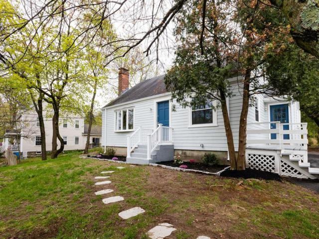 23 Union Street, Natick, MA 01760 (MLS #72494621) :: Apple Country Team of Keller Williams Realty