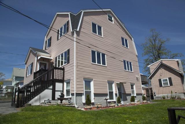 256 Bradstreet Avenue, Revere, MA 02151 (MLS #72494959) :: Welchman Real Estate Group | Keller Williams Luxury International Division