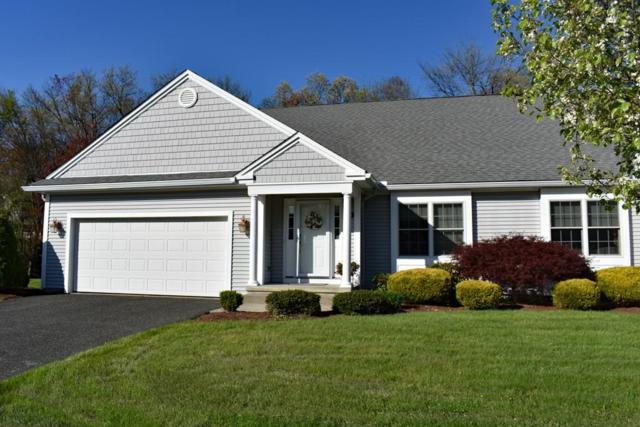 63 Shadow Brook Est #63, South Hadley, MA 01075 (MLS #72495222) :: Apple Country Team of Keller Williams Realty