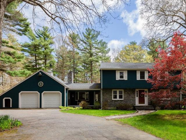 42 Summer St, Norwell, MA 02061 (MLS #72495230) :: Apple Country Team of Keller Williams Realty