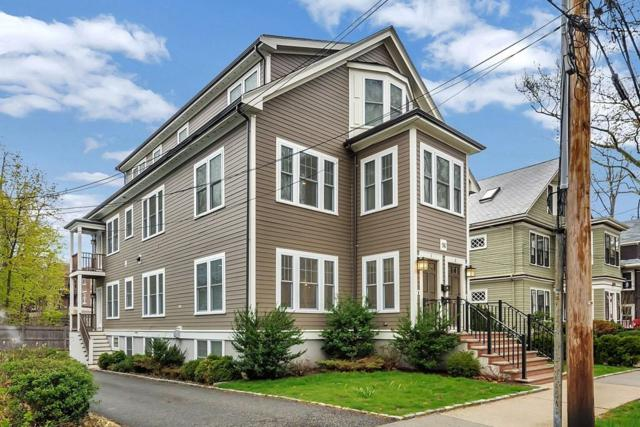 96 Beals St #1, Brookline, MA 02446 (MLS #72495400) :: Welchman Real Estate Group | Keller Williams Luxury International Division