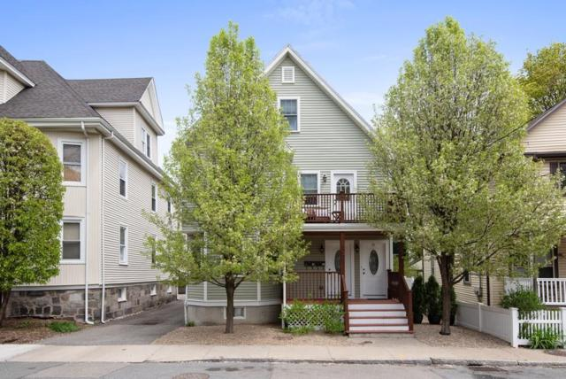 31 Arden Street #31, Boston, MA 02134 (MLS #72495501) :: Welchman Real Estate Group   Keller Williams Luxury International Division