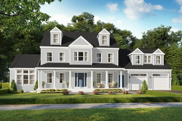 15 Carriage House Way Lot 8, Scituate, MA 02066 (MLS #72495548) :: Apple Country Team of Keller Williams Realty