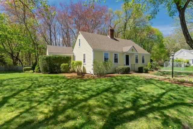 37 Downing Street, Hingham, MA 02043 (MLS #72495683) :: Trust Realty One