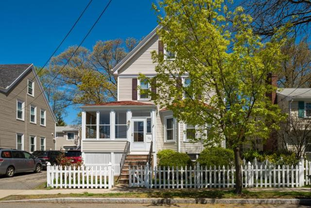 122 Franklin Ave, Quincy, MA 02170 (MLS #72495685) :: Welchman Real Estate Group | Keller Williams Luxury International Division