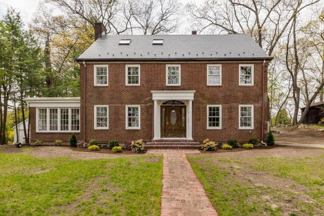 29 Gammons, Newton, MA 02468 (MLS #72495861) :: Welchman Real Estate Group | Keller Williams Luxury International Division