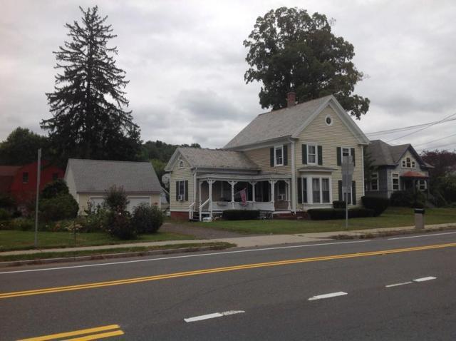 473 College Highway, Southwick, MA 01077 (MLS #72495892) :: Westcott Properties