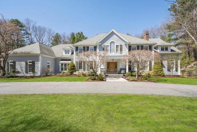 7 Longmeadow Drive, Westwood, MA 02090 (MLS #72495894) :: The Russell Realty Group