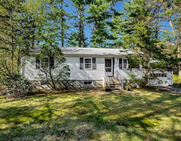 518 Hudson Road, Sudbury, MA 01776 (MLS #72496093) :: Apple Country Team of Keller Williams Realty