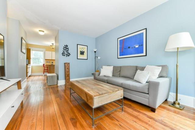 16 1/2 Magnolia Ave #1, Cambridge, MA 02138 (MLS #72496132) :: Trust Realty One