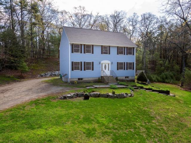 27 Dodge Road, Rowley, MA 01969 (MLS #72496146) :: Apple Country Team of Keller Williams Realty