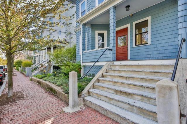 113 Antrim Street #1, Cambridge, MA 02139 (MLS #72496162) :: Westcott Properties