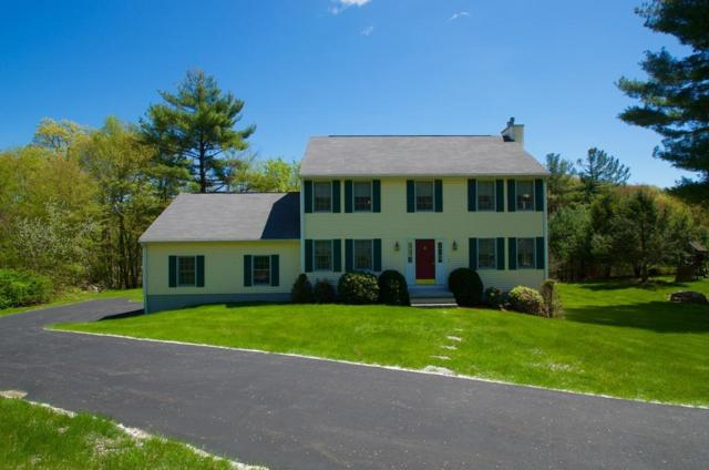 4 Nixon Rd, Hudson, MA 01749 (MLS #72496212) :: Apple Country Team of Keller Williams Realty