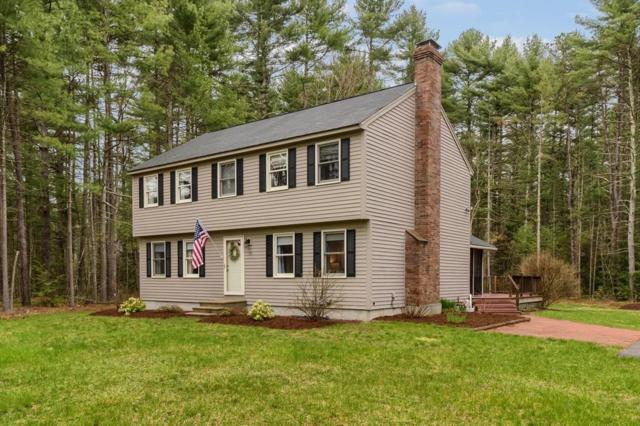 39 Squannacook Dr, Groton, MA 01450 (MLS #72496240) :: Apple Country Team of Keller Williams Realty