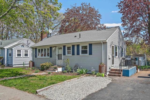 25 Bowes Ave, Quincy, MA 02169 (MLS #72496317) :: Westcott Properties
