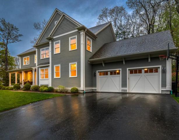 6 Flintlock Road, Lexington, MA 02420 (MLS #72496384) :: Apple Country Team of Keller Williams Realty