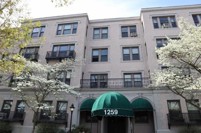 1259 Commonwealth Ave #5, Boston, MA 02134 (MLS #72496596) :: Welchman Real Estate Group   Keller Williams Luxury International Division