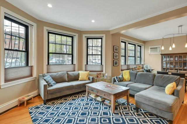 54 Stearns Rd #1, Brookline, MA 02446 (MLS #72496633) :: Welchman Real Estate Group | Keller Williams Luxury International Division