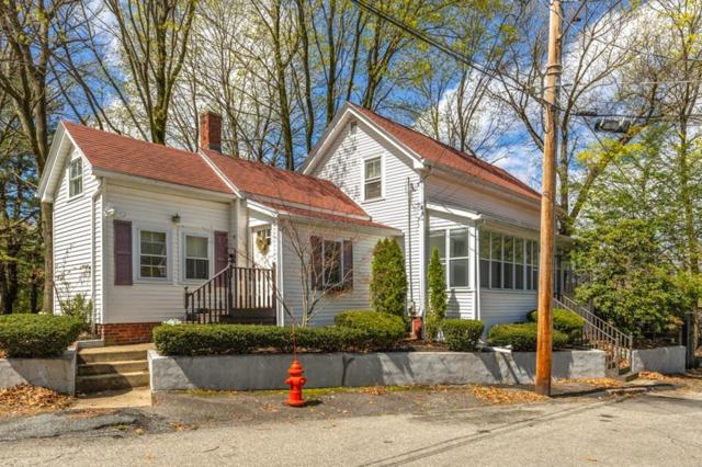 32 Grove Pl #1, Winchester, MA 01890 (MLS #72496673) :: Apple Country Team of Keller Williams Realty