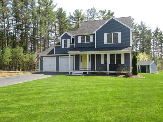 8 Three Rivers Dr., Kingston, MA 02364 (MLS #72496796) :: Apple Country Team of Keller Williams Realty