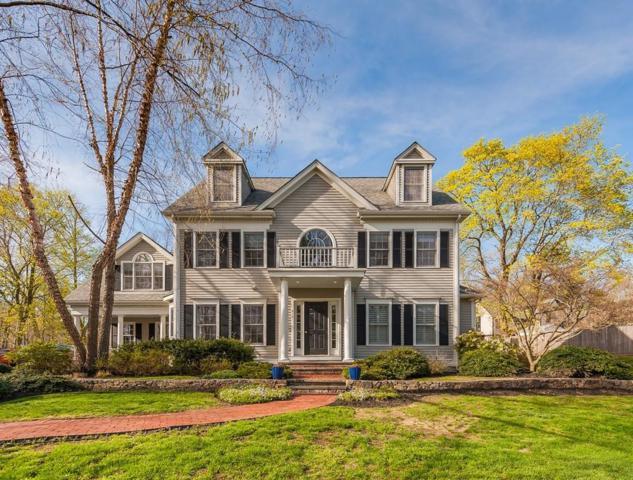 414 N Main St, Cohasset, MA 02025 (MLS #72496804) :: Welchman Real Estate Group | Keller Williams Luxury International Division