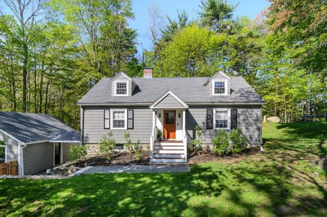 28 South Main Street, Sherborn, MA 01770 (MLS #72496809) :: Apple Country Team of Keller Williams Realty