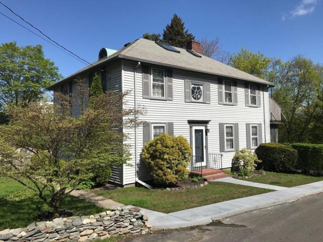 14 St James Ter, Newton, MA 02458 (MLS #72496826) :: Welchman Real Estate Group | Keller Williams Luxury International Division