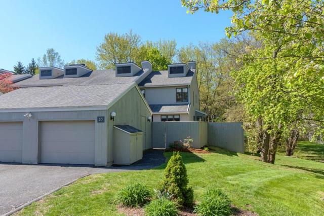 20 Mill Pond #20, North Andover, MA 01845 (MLS #72496865) :: Compass Massachusetts LLC