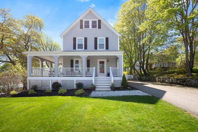 18 Norfolk Rd, Cohasset, MA 02025 (MLS #72496943) :: Apple Country Team of Keller Williams Realty