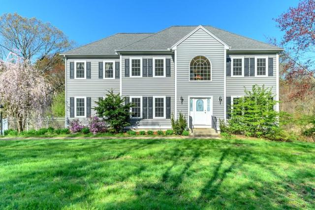 345 Boston Street, North Andover, MA 01845 (MLS #72497084) :: Apple Country Team of Keller Williams Realty