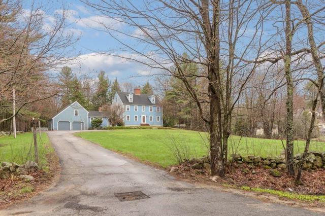 128 Willard Road, Ashburnham, MA 01430 (MLS #72497127) :: Apple Country Team of Keller Williams Realty