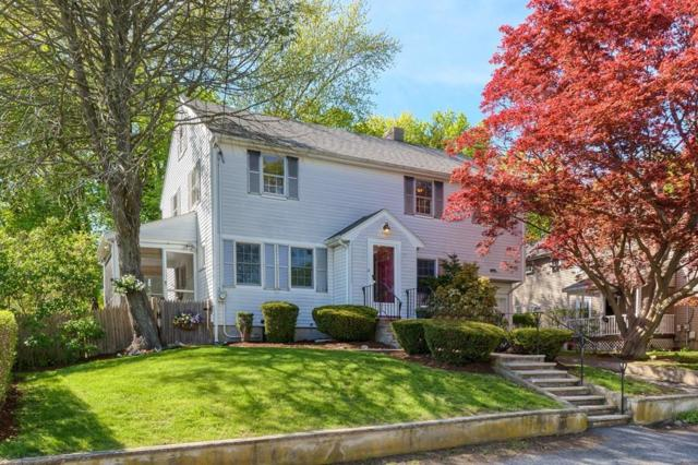 14 Porter Rd, Waltham, MA 02452 (MLS #72497144) :: Apple Country Team of Keller Williams Realty