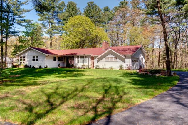 597 South Ave, Weston, MA 02493 (MLS #72497453) :: Apple Country Team of Keller Williams Realty