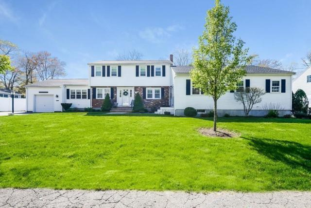 166 Cain Ave, Braintree, MA 02184 (MLS #72497462) :: Anytime Realty